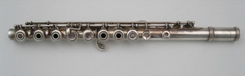 Armstrong Model 80 Sterling Silver Flute - Junkdude.com  - 9