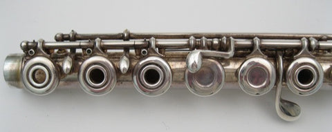 Armstrong Model 80 Sterling Silver Flute - Junkdude.com  - 11