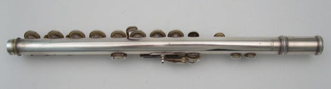 Armstrong Model 80 Sterling Silver Flute - Junkdude.com  - 13