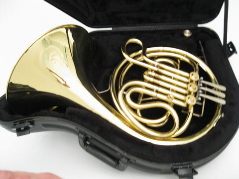 Conn 14D Student Single French Horn - Junkdude.com  - 3