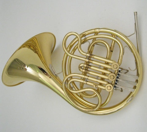 Conn 14D Student Single French Horn - Junkdude.com  - 1