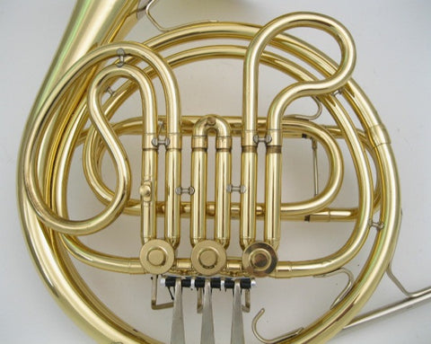 Conn 14D Student Single French Horn - Junkdude.com  - 4
