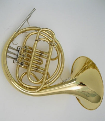 Conn 14D Student Single French Horn - Junkdude.com  - 5
