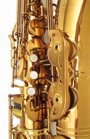 Barone Vintage Model Professional Tenor Saxophone