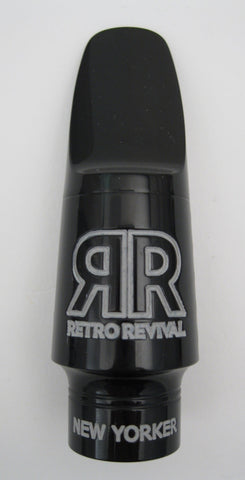 Retro Revival New York .090 Alto Saxophone Mouthpiece - Junkdude.com  - 4