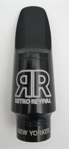 Retro Revival New Yorker 6 (.080) Alto Saxophone Mouthpiece