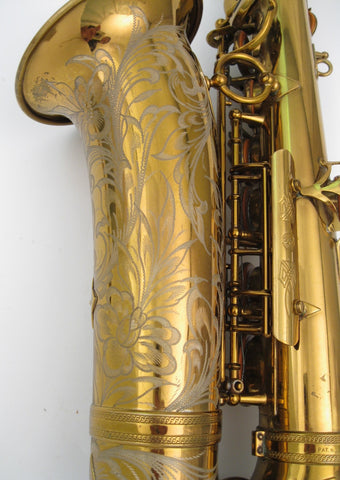 Selmer Custom Super Balanced Action / Transitional Alto Saxophone - Junkdude.com  - 6