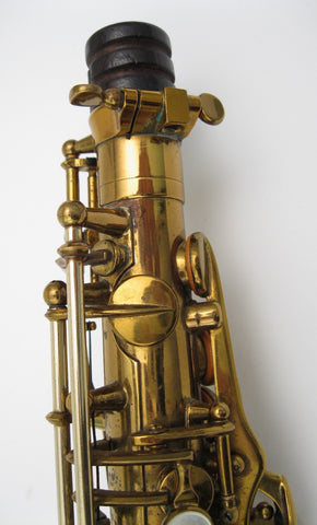 Selmer Custom Super Balanced Action / Transitional Alto Saxophone - Junkdude.com  - 13