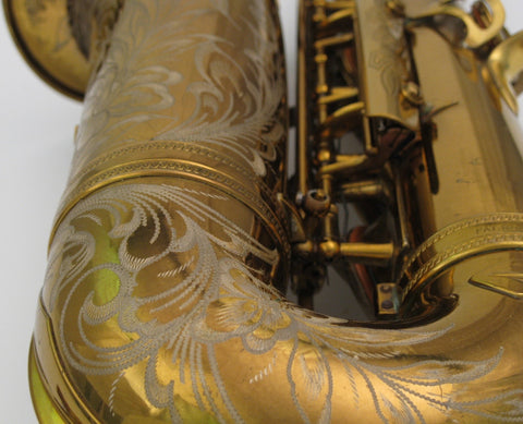 Selmer Custom Super Balanced Action / Transitional Alto Saxophone - Junkdude.com  - 25