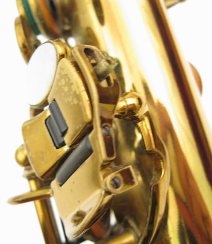 Selmer Custom Super Balanced Action / Transitional Alto Saxophone - Junkdude.com  - 30