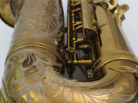Selmer Custom Super Balanced Action / Transitional Alto Saxophone - Junkdude.com  - 26