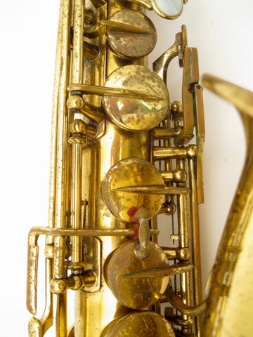 Selmer Model 26 New Large Bore Alto Saxophone (1929)