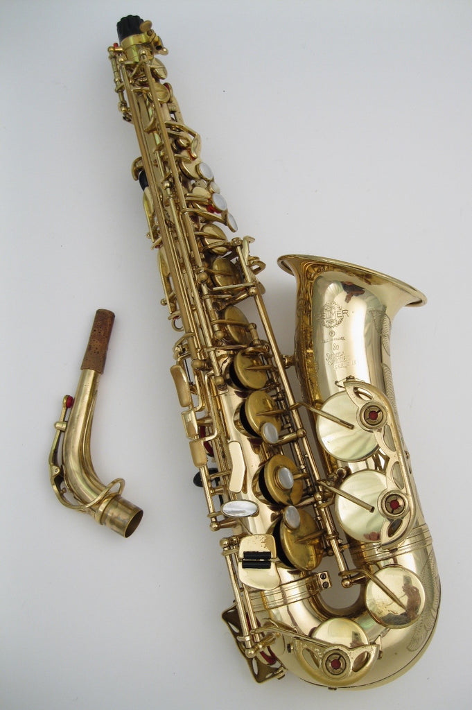 Selmer Super Action 80 Series II Alto Saxophone (Coming Soon) - Junkdude.com  - 1