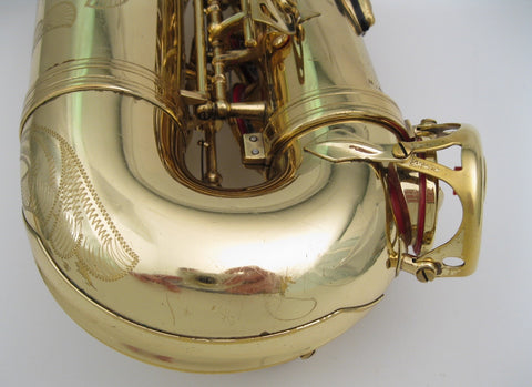 Selmer Super Action 80 Series II Alto Saxophone (Coming Soon) - Junkdude.com  - 4