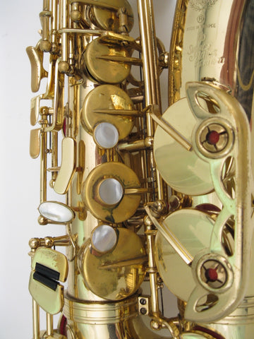 Selmer Super Action 80 Series II Alto Saxophone (Coming Soon) - Junkdude.com  - 6