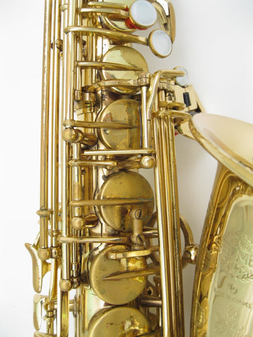 Selmer Super Action 80 Series II Alto Saxophone (Coming Soon) - Junkdude.com  - 7
