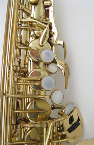 Selmer Super Action 80 Series II Alto Saxophone (Coming Soon) - Junkdude.com  - 8