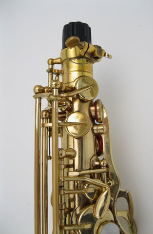 Selmer Super Action 80 Series II Alto Saxophone (Coming Soon) - Junkdude.com  - 9