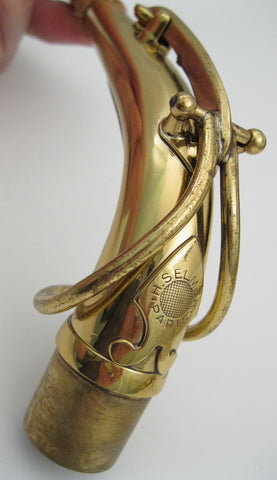 Selmer Super Balanced Action Alto Saxophone (1949)
