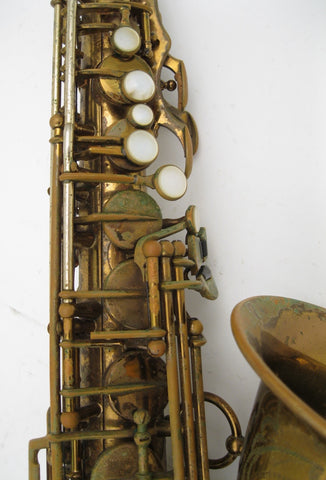 Selmer Super Balanced Action Alto Saxophone (1953)