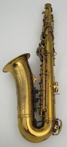 SML Strasser Marigaux Lemaire Model 49 Revision C Alto Saxophone