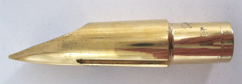 Sugal Super Gonz II 6* (.110) Tenor Saxophone Mouthpiece