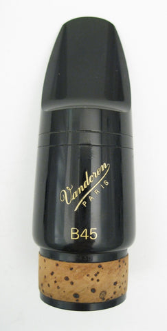 Vandoren B45 (1.82mm) Bass Clarinet Mouthpiece - Junkdude.com  - 4