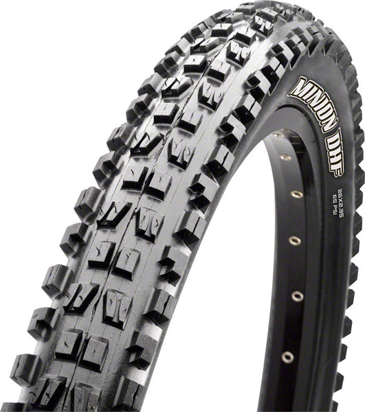 Maxxis Minion DHF 29 x 2.30 Tire, Folding, 60tpi, Dual Compound, EXO, Tubeless Ready