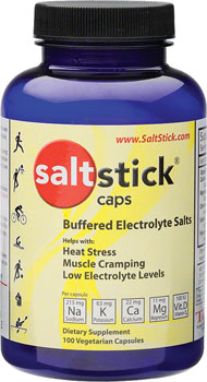 SaltStick Caps: Bottle of 100