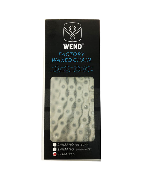 WEND Factory Waxed Bike Chain (SRAM RED 22 11-spd)