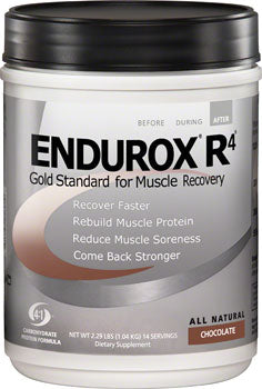 Endurox R4: Chocolate: 14 Serving Canister