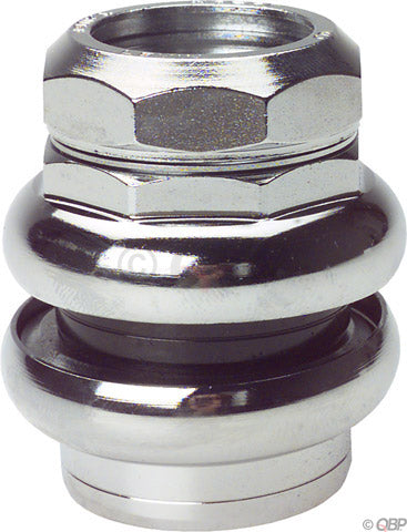 "Levin Headset 1"" threaded Sil"