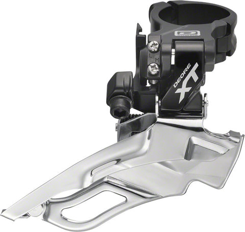 Shimano XT M785 3x10-Speed Traditional Multi-clamp Front Derailleur