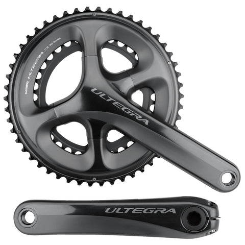 Shimano Ultegra 6800 172.5mm 52X36 Crankset~ Bottom Bracket Not Included
