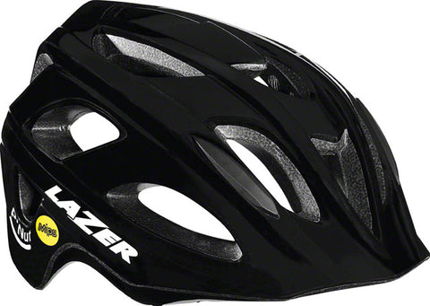 Lazer P'Nut MIPS Helmet with Magic Buckle: Black