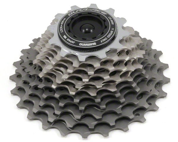 Shimano Dura-Ace CS-9000 12-25t 11-Speed Cassette