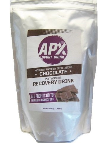 APX Chocolate Recovery Bulk Pack 13 servings