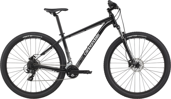 "Cannondale Trail 7 Black Medium (29"")"
