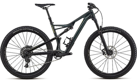 2018 MEN'S CAMBER COMP CARBON 27.5