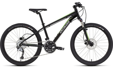 HTRK 24 XC DISC BLK/GRN/WHT 11