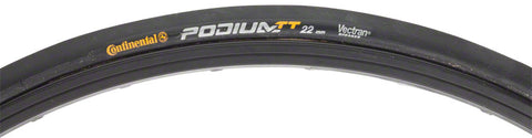 Continental Podium TT Tubular 700x22  Black Chili Rubber