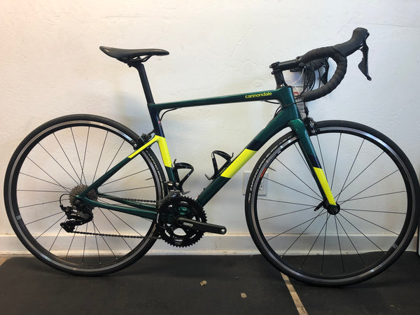 SuperSix EVO Carbon 105 Emerald 51 (RDIA94865)