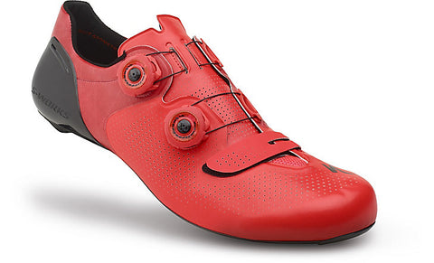 S-WORKS 6 ROAD SHOE Rkt Red Dipped