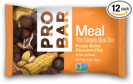 Pro Meal Bar: Single Bar