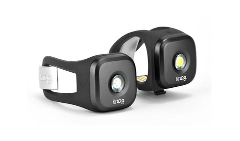 Knog Blinder 1 Twin Pack Black Body