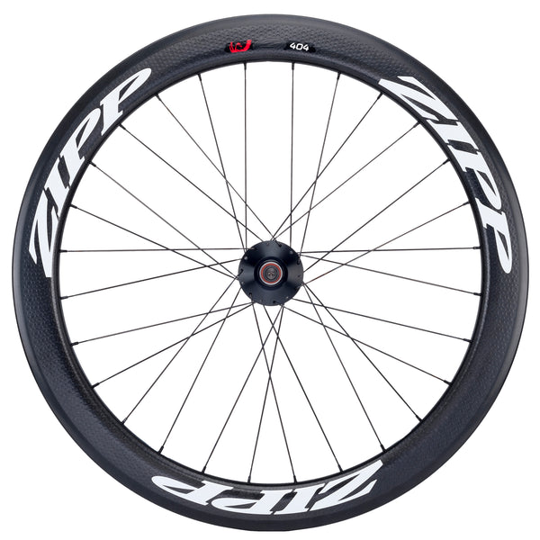 Zipp 404 Firecrest Tubular Rear Track 28 hole White Decal