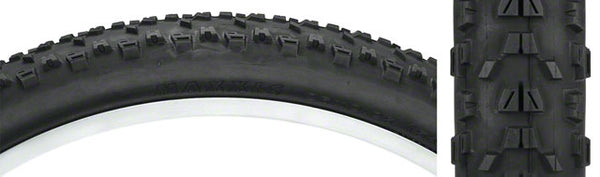 Maxxis Ardent Mountain Tire 27.5 x 2.25 Dual Compound, Tubeless-ready, EXO puncture protection: Black
