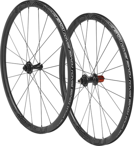 ROVAL CLX 32 DISC — 650B SET