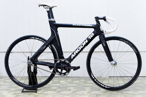Argon Electron Track Bike Complete