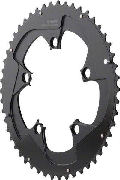 SRAM 11SP CHAINRING RED (OUTER)